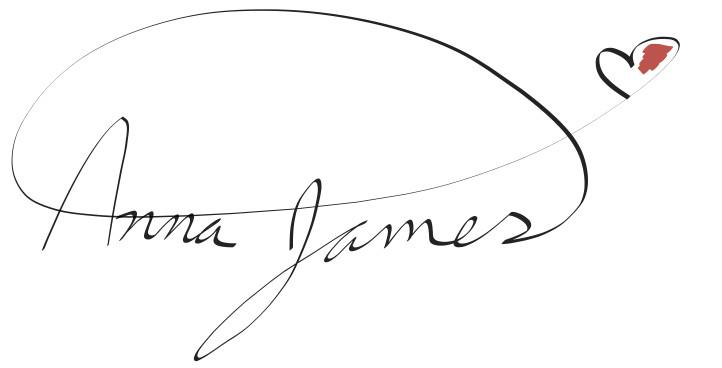 Anna James – Contemporary Romance